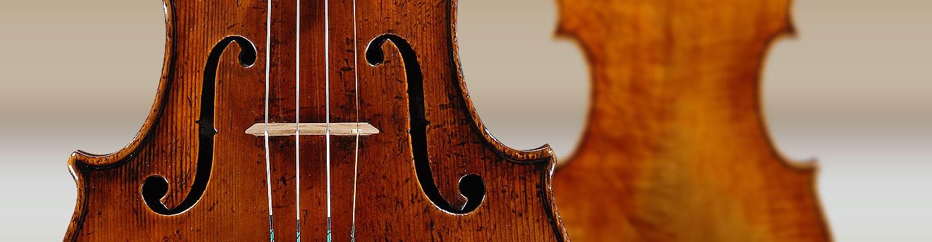 VIOLIN 楽器一覧
