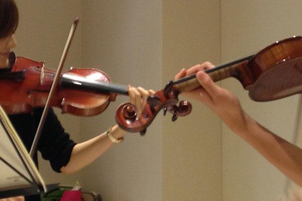 LESSON ヴァイオリン教室
